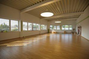 Raum Ananda 130 m2 Ayur Yoga Center Trier