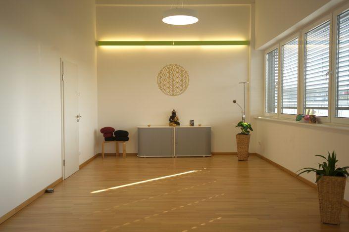 Raumvermietung Sattva Raum Ayur Yoga Center Trier