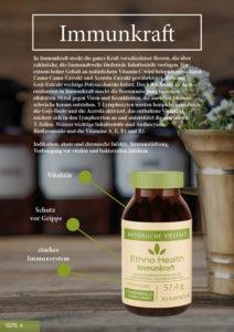 Immunkraft von Ethno Health von Kraftquelle Yoga und Ayur Yogatherapie Deutschland