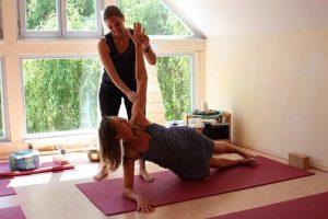 Skoliose in der Ayur Yogatherapie